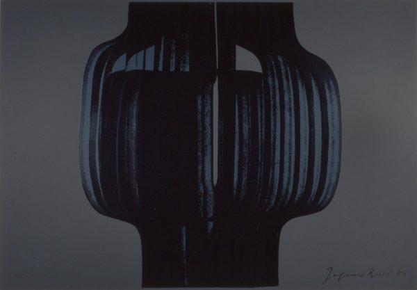 Composizione nera, di Jagoda Buić-0