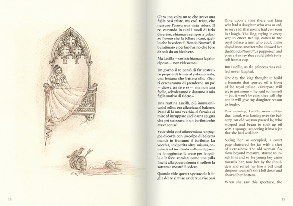 Fiabe popolari veneziane / Venetian folk fairy tales-298
