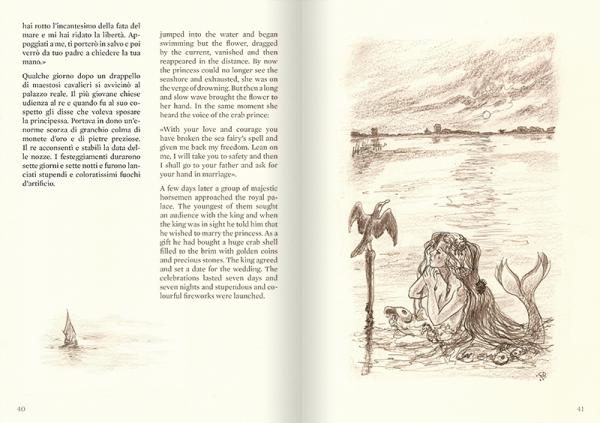 Venetian folk fairy tales — Paper book + e-book ENG-334