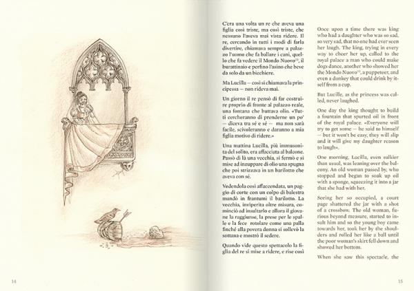 Venetian folk fairy tales — Paper book + e-book ENG-333